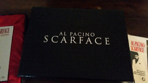 Scarface 20 ann. Edition complete $50 obo