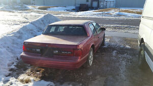 1991 Mercury Cougar XR7 Other