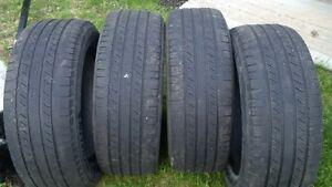 Pneus Michelin Latitude 255-60-19