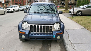 Jeep liberty limite 1500