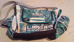 Blue Gym Bag