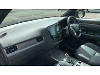 2018 Mitsubishi Outlander 2.4h TwinMotor 13.8kWh 4hs CVT 4WD (s/s) 5dr Auto SUV