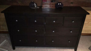 Dresser and side tables