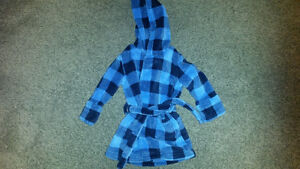 1T Joe Fresh Fleece Bath Robe