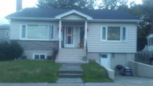 Two bedroom upstairs of home for rent