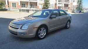 2008 Ford Fusion AWD SEL Fully loaded