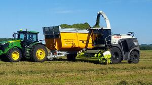 Corn Silaging 2016 - Holtrop Enterprises Farming Ltd.