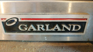 Garland counter top grill