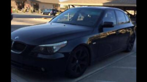 2004 bmw 530i part out