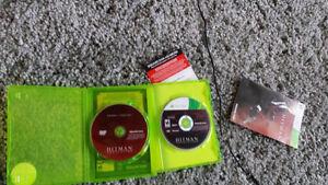 hit man  X box360 game