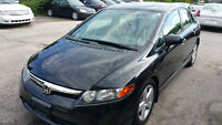 2006 Honad Civic Low Mileage Only 113k Certified Etested