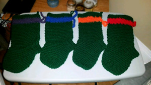 Ninja turtle stockings