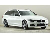 2017 BMW 3 Series 320d M Sport Shadow Edition 5dr Step Auto Estate diesel Automa