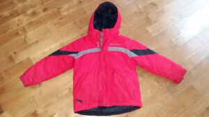 Columbia boys winter jacket Size 6/7