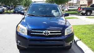 2007 Toyota RAV4 LIMITED SUV, Crossover,CLEAN CARPROOF