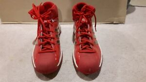 Shoes, running, Adidas, size 15 US