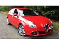 2013 Alfa Romeo Giulietta 1.4 TB Lusso 5dr Manual Petrol Hatchback