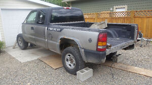 [Part-Out] 2002 Chevrolet Silverado 1500 Pickup