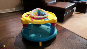 Baby Jumper/saucer with activities