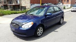 2009 Hyundai Accent GL Automatique A/C