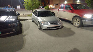 1999 Honda Civic Dx NEED GONE TODAY 1000 CASH Firm!!