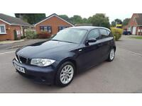 2006 BMW 120 ES DIESEL 12 MOT 2 Owners Low Miles Excellent Condition