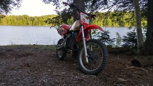 94 Honda CR 80r big wheel