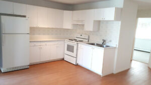 2 Bed 1 bath  bright ground level side suite total private entry