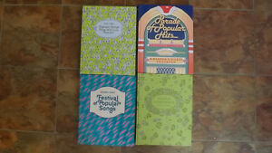 Reader's Digest SONGBOOKS Music Books