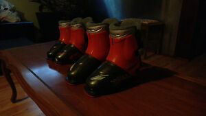 Kids Mondo boots (sizes 16.5 and 19)