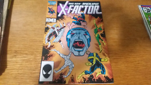 Xfactor 6 comic. Key issue!!