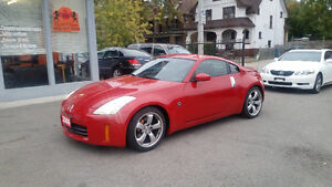 2006 Nissan 350Z Coupe / CERTIFIED/BREMBOS