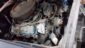 BUICK 350 4V ENGINE WITH TH350 TRANS