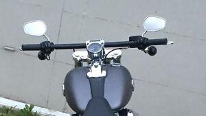 Factory drag bars Harley Davidson