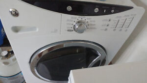 Beautiful GE Washer and Dryer for sale