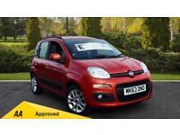 2013 Fiat Panda 1.2 Lounge 5dr Manual Petrol Hatchback