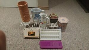 Various kitchen items. All for $12!