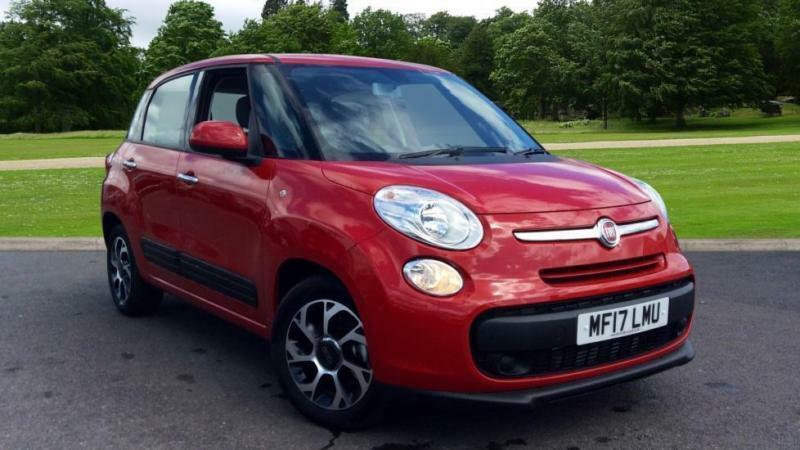 2017 Fiat 500L 1.3 Multijet 95 Pop Star 5dr D Automatic Diesel Hatchback