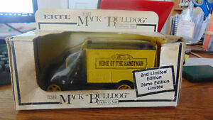 Rare Home Hardware Diecast Bank, Series 1 Number 2