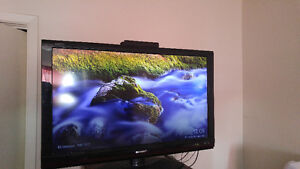 40 inch Sharp Aquos need gone ASAP