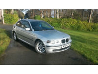 BMW 316 TI ES Compact 1.8, 2004 in Silver