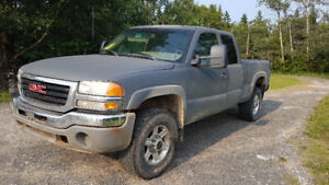 2001 GMC Sierra 2500 Duramax (New Price For Christmas)