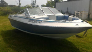 1987 Four Winns Freedom Boat! AND disassembled 3L Engine