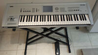 Korg Trition Music Workstation / Sampler with TouchView Keyboard