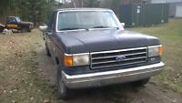 1989 ford f250 for parts
