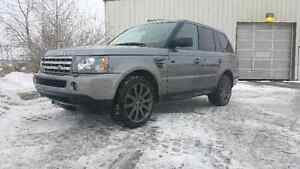 2008 Range Rover Sport supercharged with warranty!