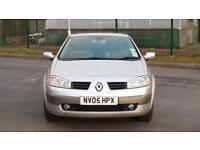 2005 Renault Megane 2.0 VVT Privilege 2dr