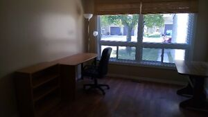 SUBLET  Furnished  Master BR, All inclusive, Free WiFi - June 0