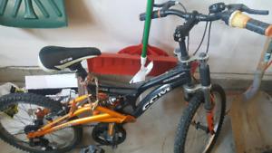 Good condition ccm kids bike