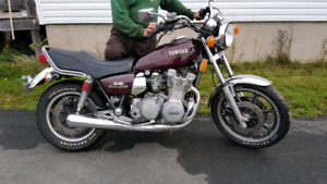 1980 XS Eleven Special 1100